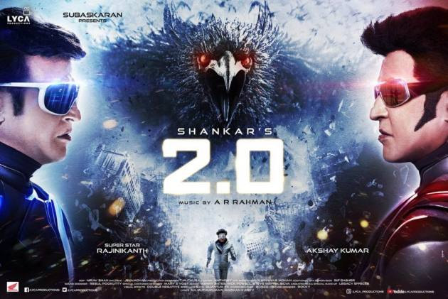 Rajinikanth's 2.0 Full Movie Download